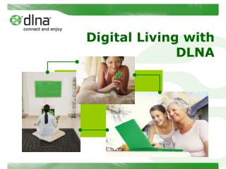 Digital Living with