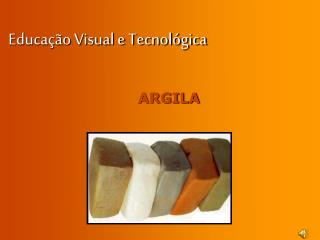 Educa  o Visual e Tecnol gica