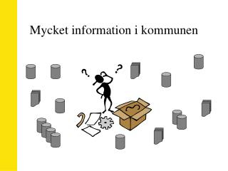 Mycket information i kommunen