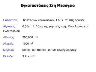 Aast:  68.2 t , 1.5. m2 st f pt:  0.5 m2.  t a  t  Fs.e a ets   a:  200,000. m2 ea:  1000 m2 a: 60,000 m2-400,000 m2 e e