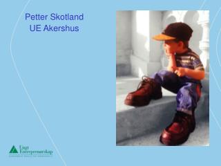 Petter Skotland UE Akershus