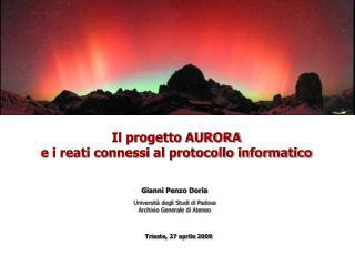 Trieste, 27 aprile 2009