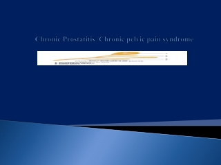 Chronic prostatitis by Dr.Wadah Ceifo