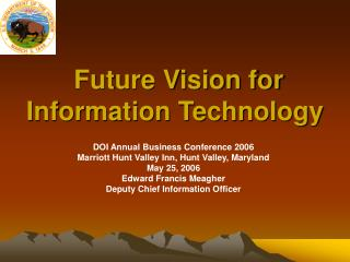 Future Vision for Information Technology