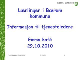 L rlinger i B rum kommune