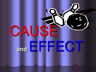 And EFFECT