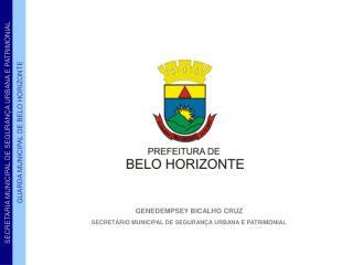 GENEDEMPSEY BICALHO CRUZ SECRET RIO MUNICIPAL DE SEGURAN A URBANA E PATRIMONIAL