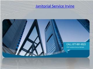 Janitorial Service Irvine