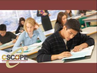 2008-09 CSCOPE Planning Process