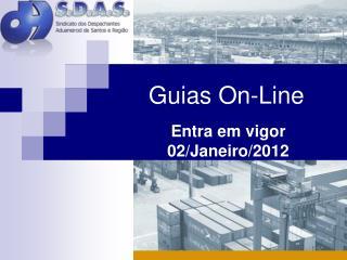 Guias On-Line