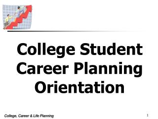 College Student Career Planning Orientation