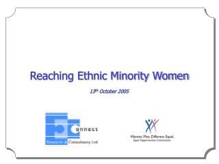 Reaching Ethnic Minority Women
