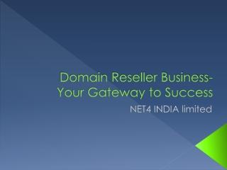 Domain Reseller