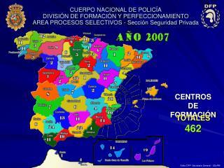 CENTROS DE FORMACI N