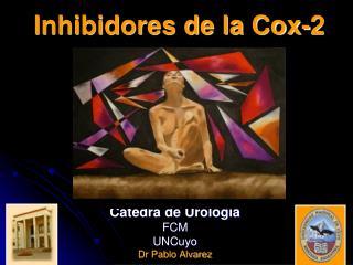 Inhibidores de la Cox-2