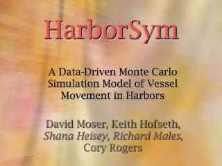 HarborSym