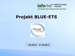 Projekt BLUE-ETS