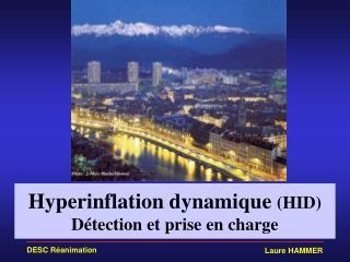 Hyperinflation dynamique HID D tection et prise en charge