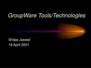 GroupWare Tools