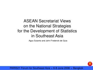 ASEAN Community :