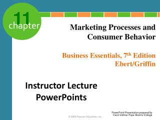 Business Essentials, 7th Edition Ebert