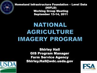 National Agriculture Imagery Program