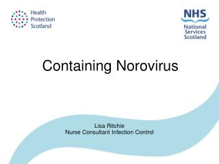 Containing Norovirus