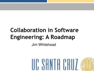 Collaboration in Software Engineering: A Roadmap