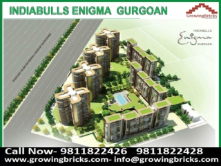 all Now-9811822426-Indiabulls Enigma Gurgaon-4 & 5BHK Luxury
