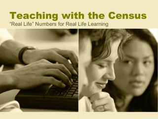Teaching with the Census