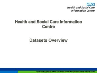 Health and Social Care Information Centre