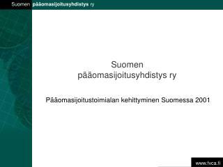 Suomen  p  omasijoitusyhdistys ry