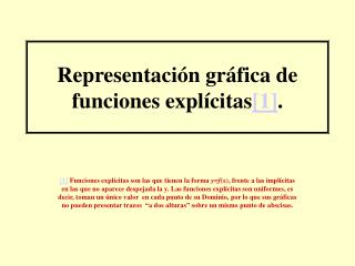 Representaci n gr fica de funciones expl citas[1].