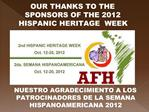 Sponsor Hispanic Heritage Week, Oct 2012 final