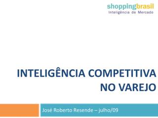 Intelig ncia competitiva no varejo