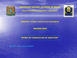 UNIVERSIDAD NACIONAL AUTONOMA DE M XICO