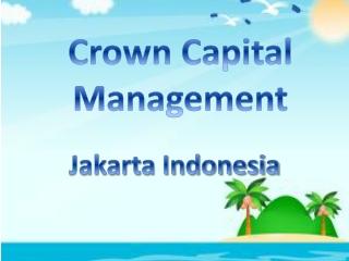 Atlantic Ocean blames   Crown Capital Management