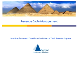 Revenue Cycle Management: How Hospital-based Physicians can