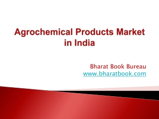 Agrochemical Products Market in India