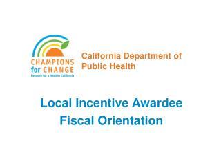 California Department of Public Health