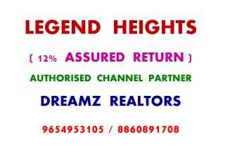 Assured Return Projects Gurgaon