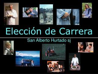 Elecci n de Carrera