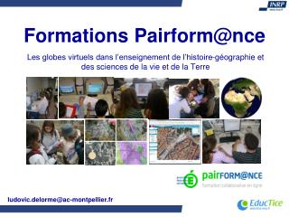 Formations Pairformnce