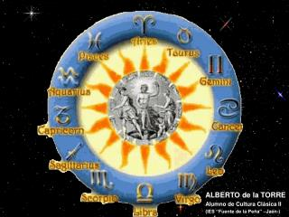 ALBERTO de la TORRE Alumno de Cultura Cl sica II IES  Fuente de la Pe a   Ja n-