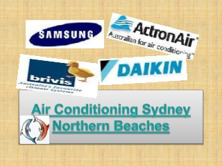 Air Conditioning Sydney Northern Beaches