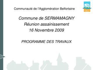 Communaut  de l Agglom ration Belfortaine