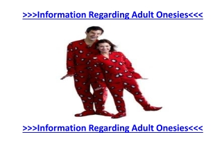 Perfect Quality of Adult Onesies in Cheap Prices