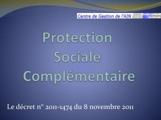 Protection  Sociale  Compl mentaire