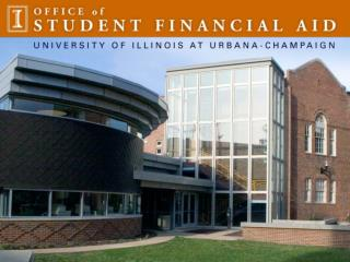 OSFA Office of Student Financial Aid   osfa.illinois Award Financial Aid Process Financial Aid Disbursement of Aid Priva
