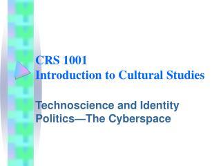 CRS 1001